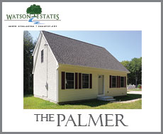 The Palmer Button | Floor Plans